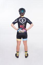 Camisa - Floral- Manga Curta - Camisa de Ciclismo
