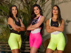 Bretelle de Ciclismo - Forro Ciclista Feminino